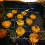 Muffins baked by Jessica