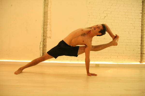 Aaron Lind, Yoga Instructor