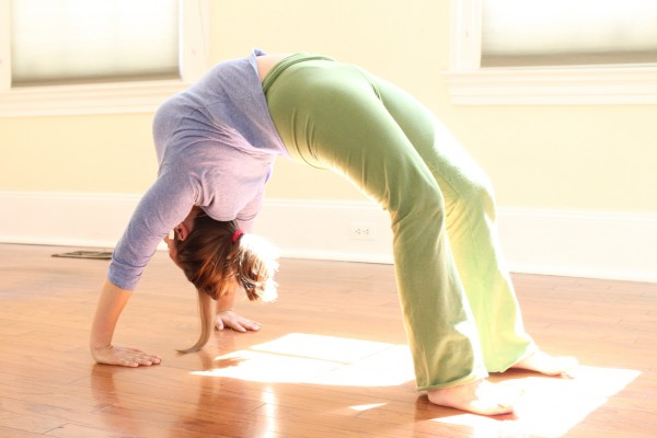Post image for Goal Setting and Yoga with Erin Gulbengay