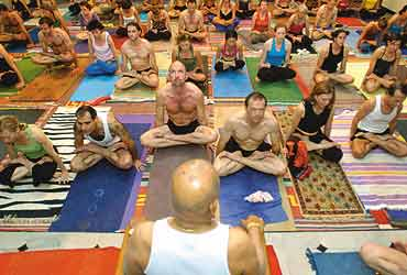 Post image for The Elusive Ashtanga Cult by Jessica Blanchard