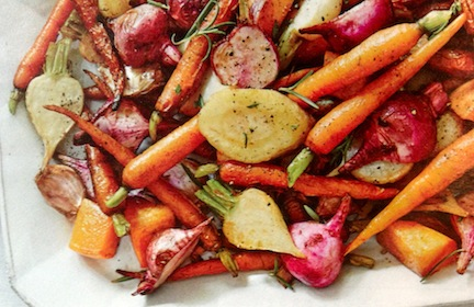Post image for Thanksgiving Recipes from Potluck