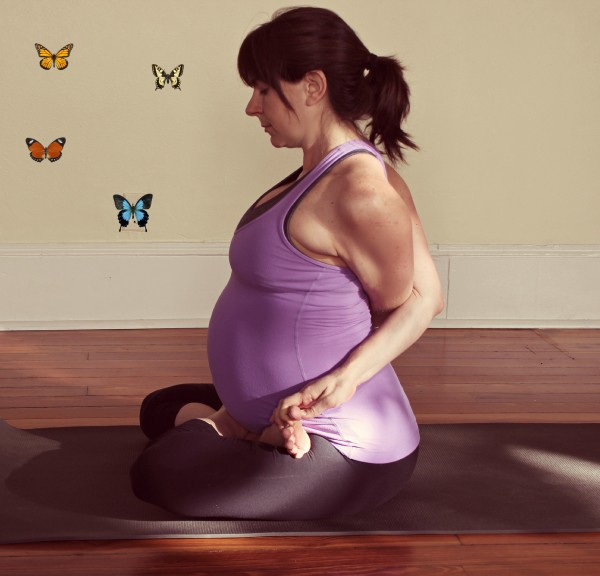 Post image for Om Mama! Prenatal Yoga on Wednesdays, Ongoing class