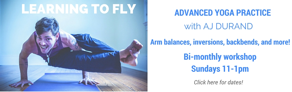 Learning to Fly: Advanced Practice with AJ Durand