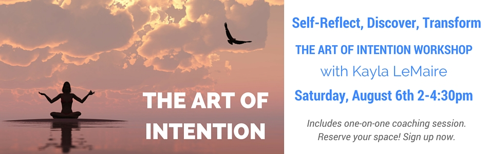 The Art of Intention with Kayla Lemarie