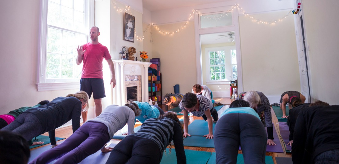David Keil Mysore Ashtanga Workshop