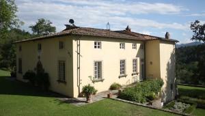 Villa Benvenuti, Tuscany Italy