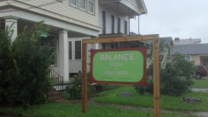 Balance Yoga & Wellness Post-Isaac