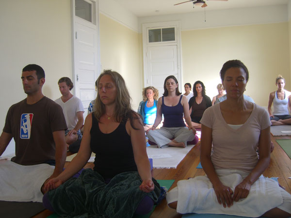 sitting-meditation; Balance Yoga & Wellness