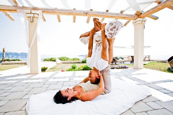 Acro Therapeutics Yoga with Aaron Lind Starts April 4th