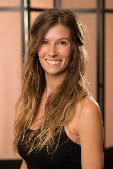 Katherine Gilbert, Yoga Teacher