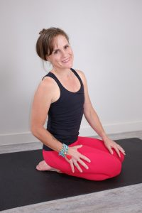 Christina Sell Vajrasana